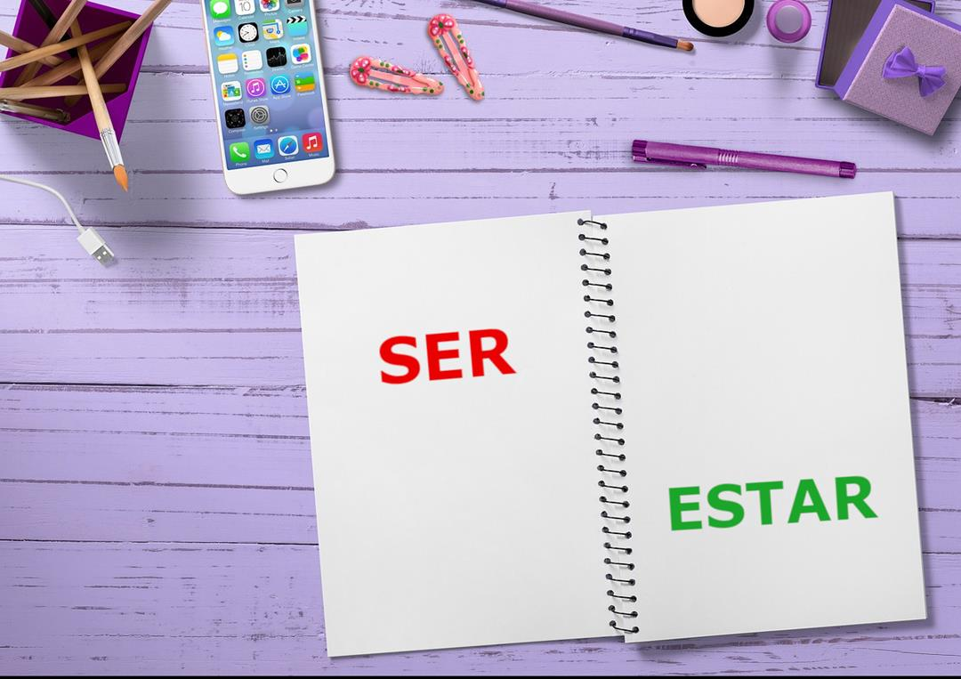 SER, ESTAR odmiana i różnice między czasownikami