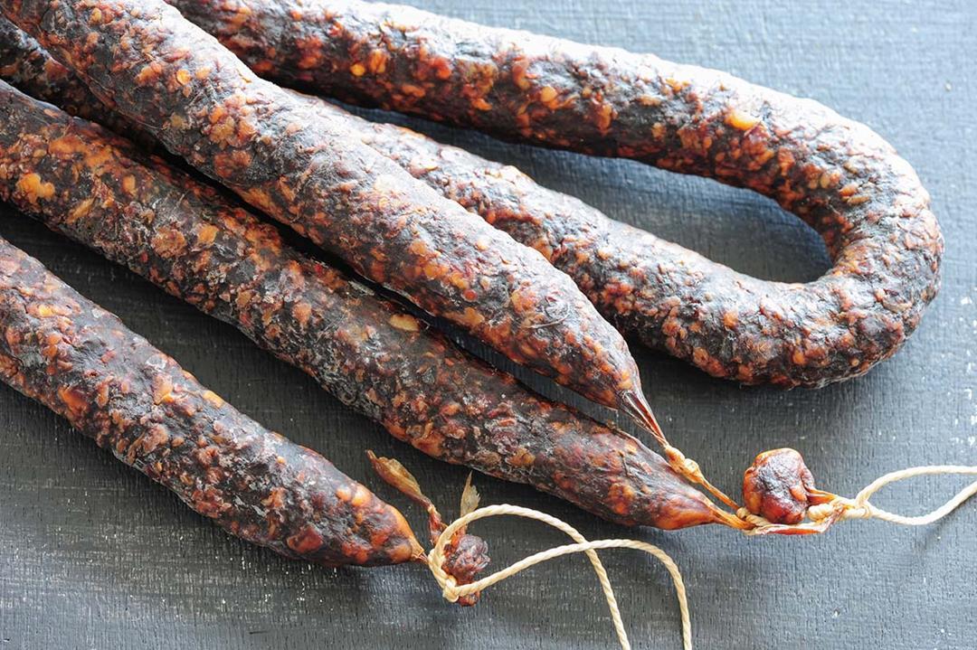 Chorizo - hiszpańska kiełbasa