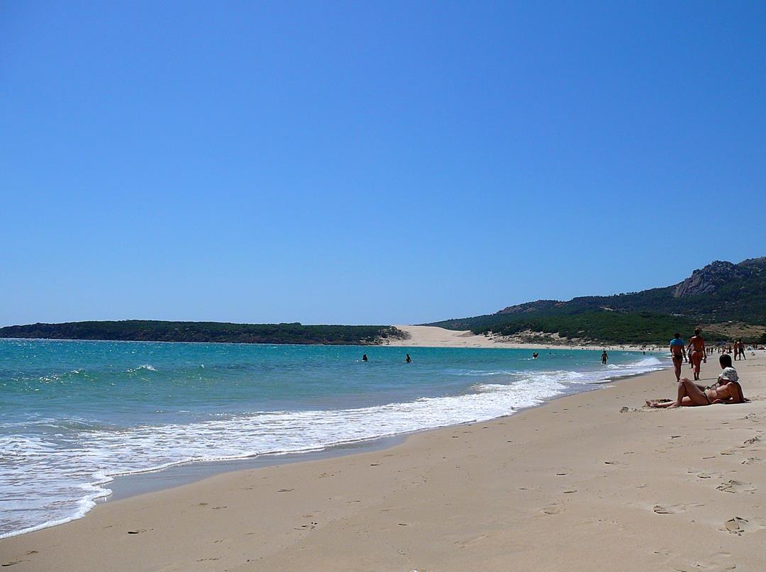 Playa de Bolonia, Andaluzja