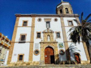 RONDA - hiszpańskie miasto położone na klifie
