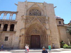 Katedra La Seu w Walencji