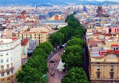 LA RAMBLA – najsłynniejsza ulica w Barcelonie!