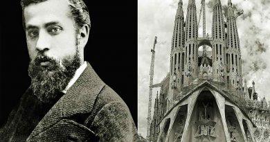 ANTONI GAUDÍ – genialny architekt!