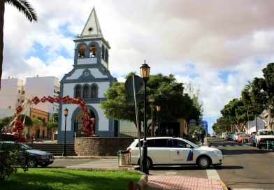 PUERTO DEL ROSARIO – stolica wyspy Fuerteventura!