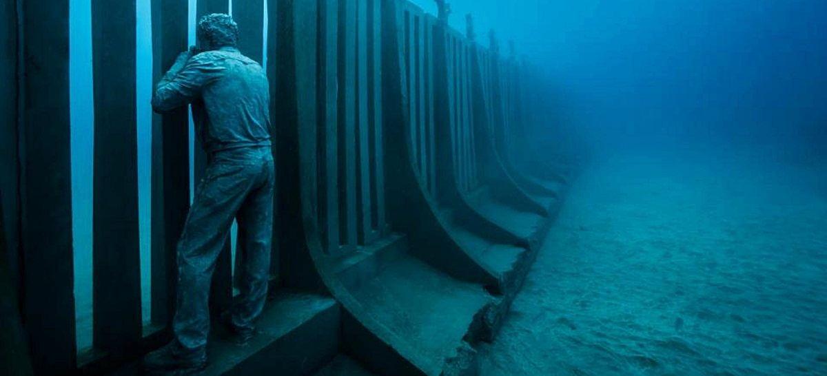 Podwodne Muzeum Lanzarote