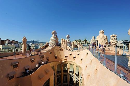Casa Milá┃La Pedrera (Barcelona)