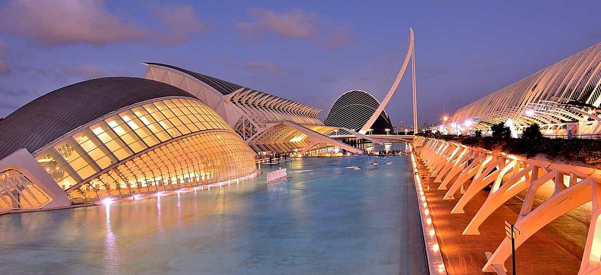 Miasto Sztuki i Nauki Walencja