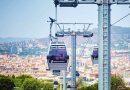 Telefèric de Montjuïc │Kolejka Linowa w Barcelonie!