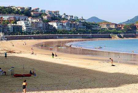 Plaża la Concha