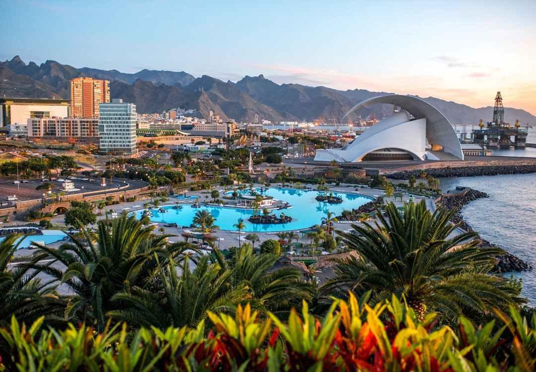 Santa Cruz de Tenerife Hiszpania