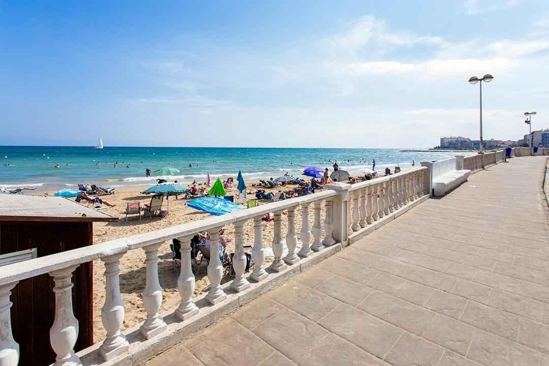 Torrevieja plaża