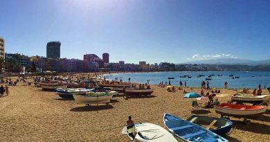 Las Palmas de Gran Canaria – stolica wyspy!