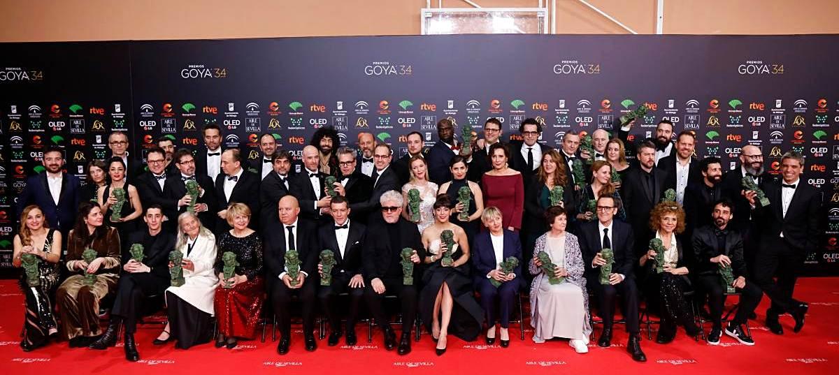 Nagrody Goya